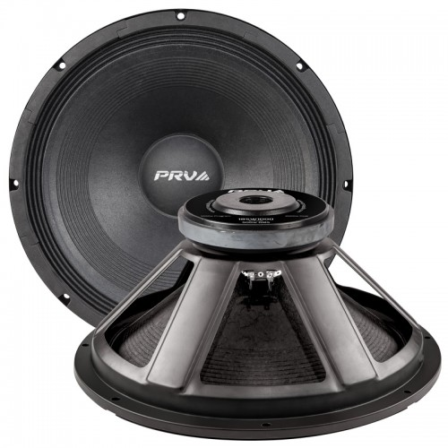"18SW1000  SUBWOOFER DE 18""  500-Watts RMS   PRV AUDIO"