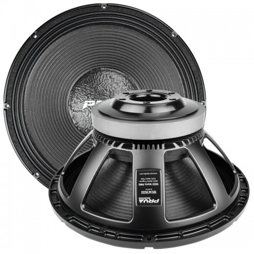 "18SW3600  SUBWOOFER DE 18""  1800-Watts RMS   PRV AUDIO"