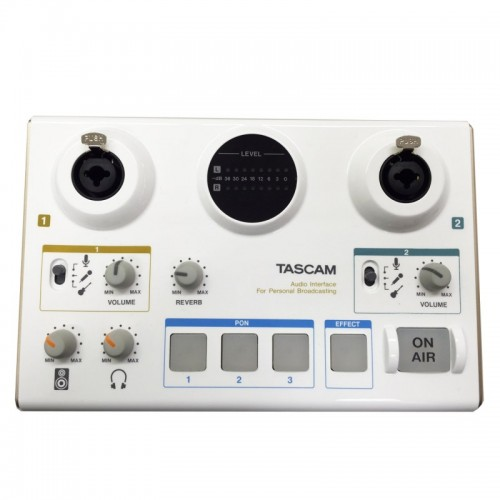 US-42 MINISTUDIO CREATOR  INTERFAZ PARA PODCASTING   TASCAM