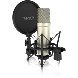 TM1 Complete Recording Package with Large Diaphragm Condenser Microphone, INCLUYE ANTIPOP, MICRORFO