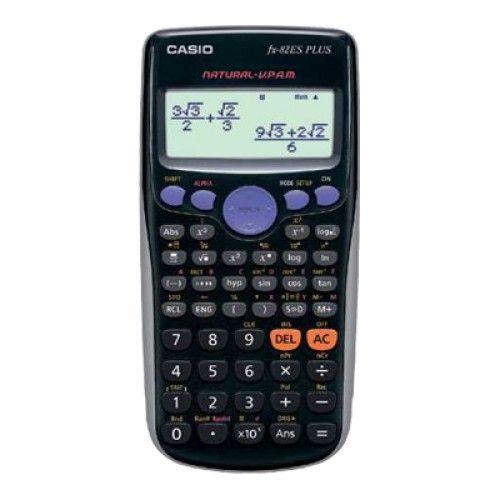 FX-82ES-PLUS CALCULADORA CIENTIFICA 252 FUNCIONES 2 MODOS DE CARGA