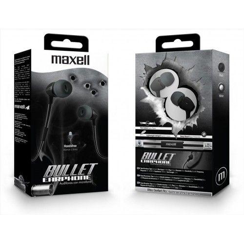 BULLET METAL EARBUD BLACK-SMOKE EARCAP