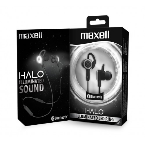 EB-BT HALO EARPHONE BLACK