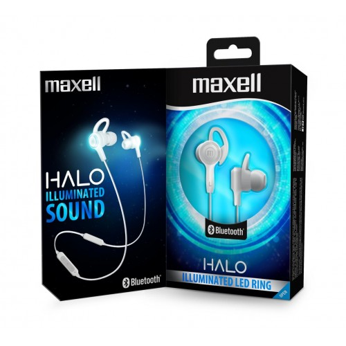 EB-BT HALO EARPHONE WHITE